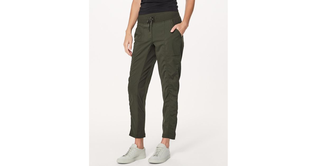 e1ce28a14c9 Lyst - lululemon athletica Street To Studio Pant Ii  unlined Online Only  27