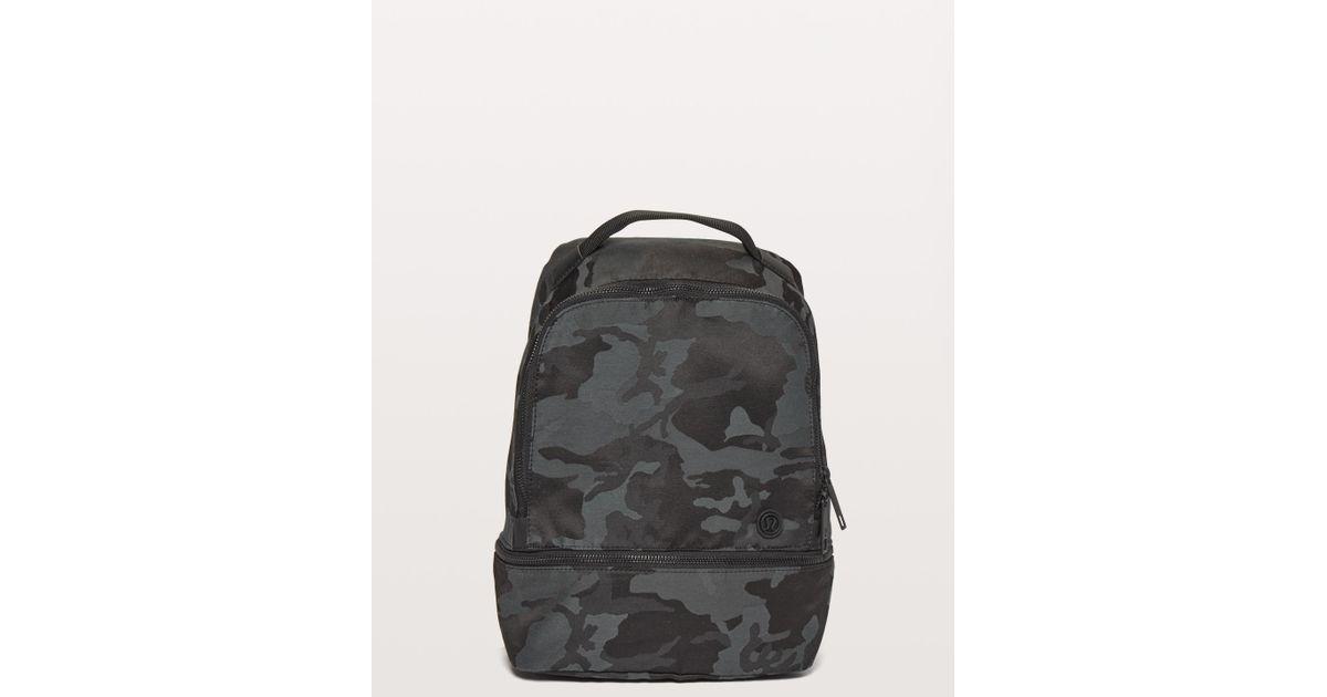 ade9f72921 lululemon athletica City Adventurer Backpack in Black - Lyst