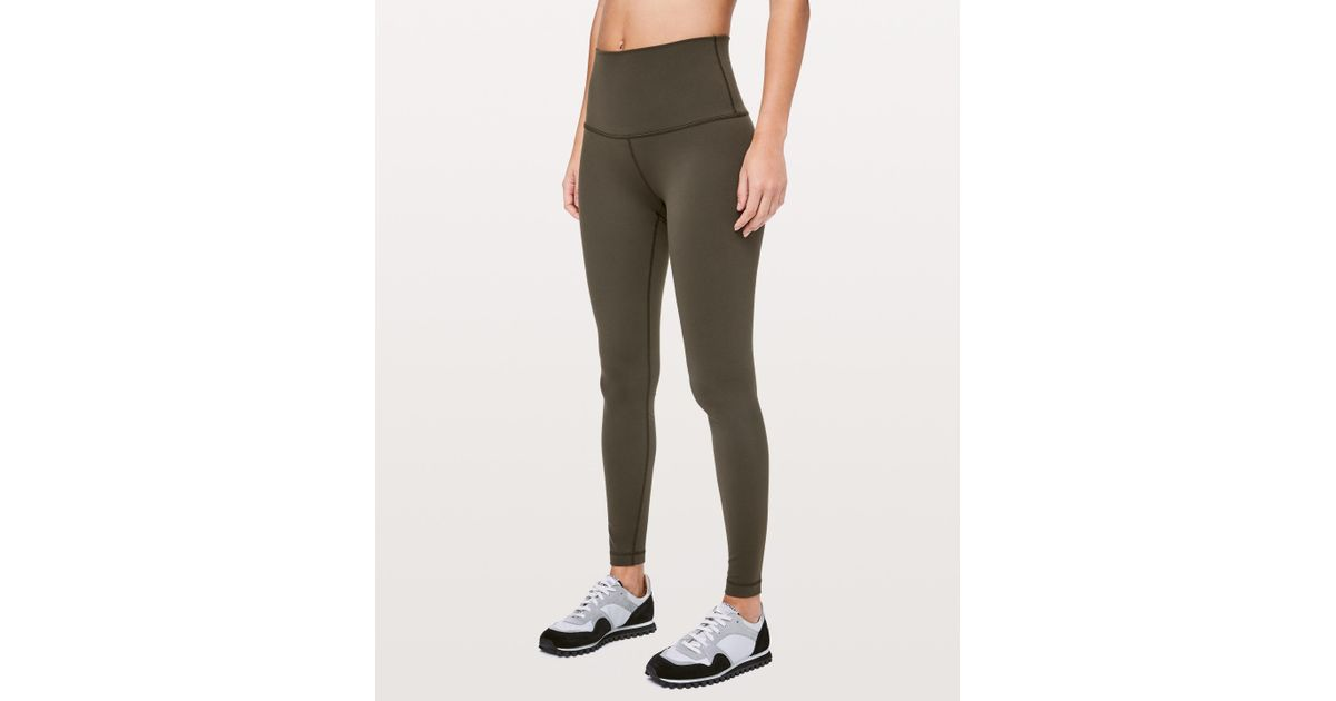18393c991 lululemon athletica Wunder Under Super High-rise Tight  full-on Luon Online  Only 28