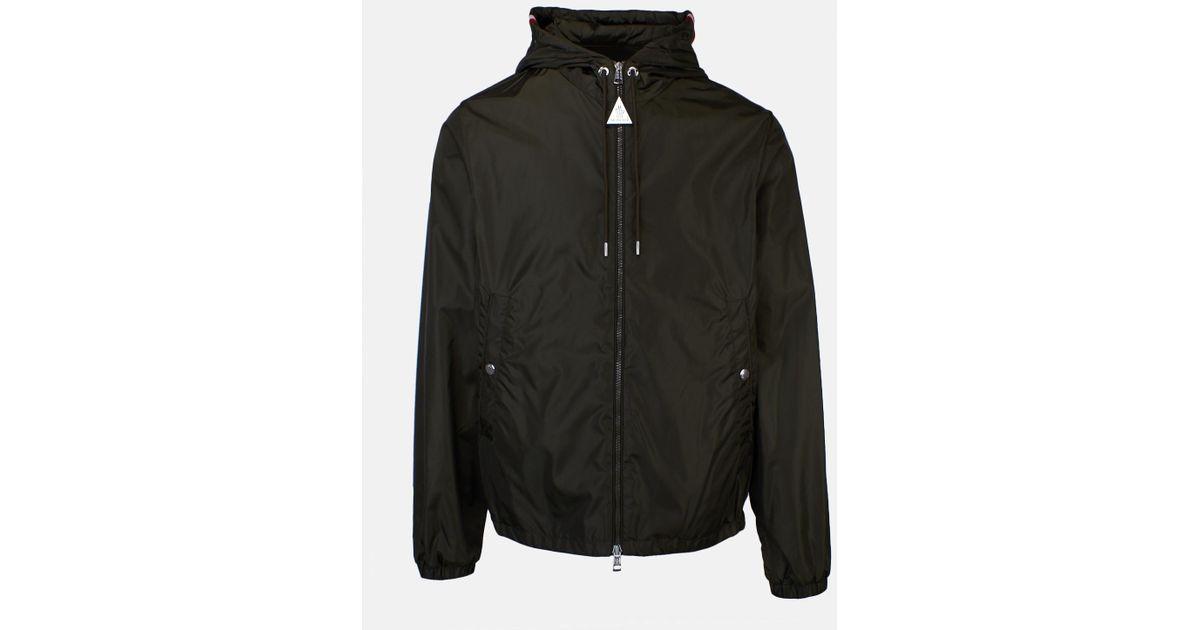 newest collection 91a91 5d8f9 Moncler - Black Giubbino Grimpeurs Verde for Men - Lyst
