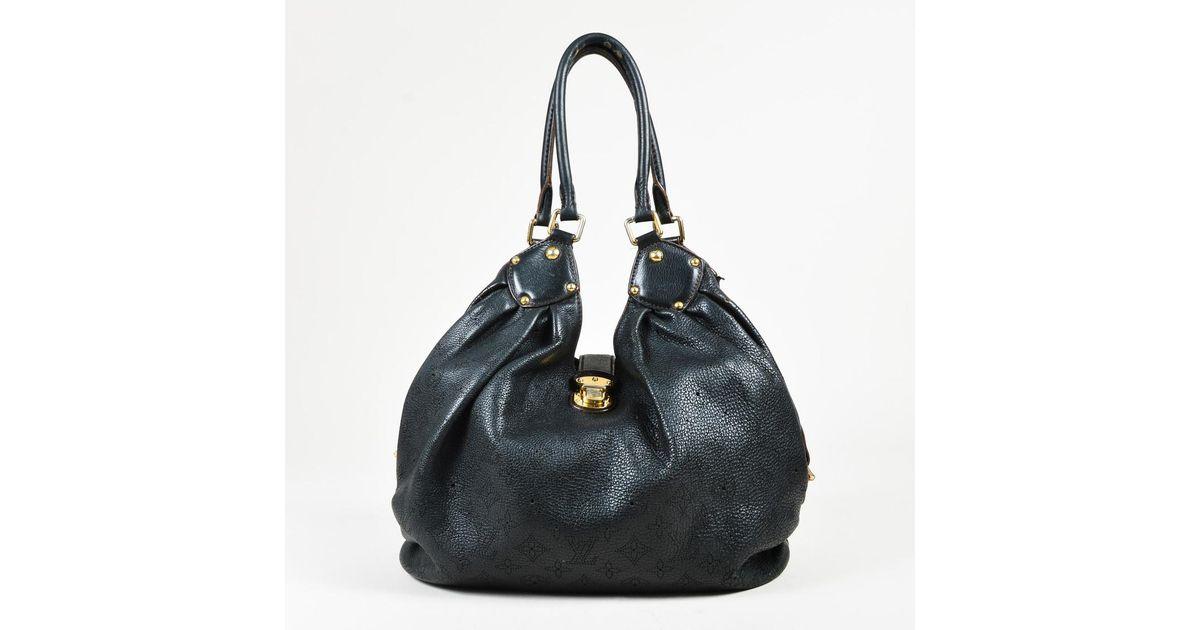 bca3f8ada9 Louis Vuitton Black Monogram