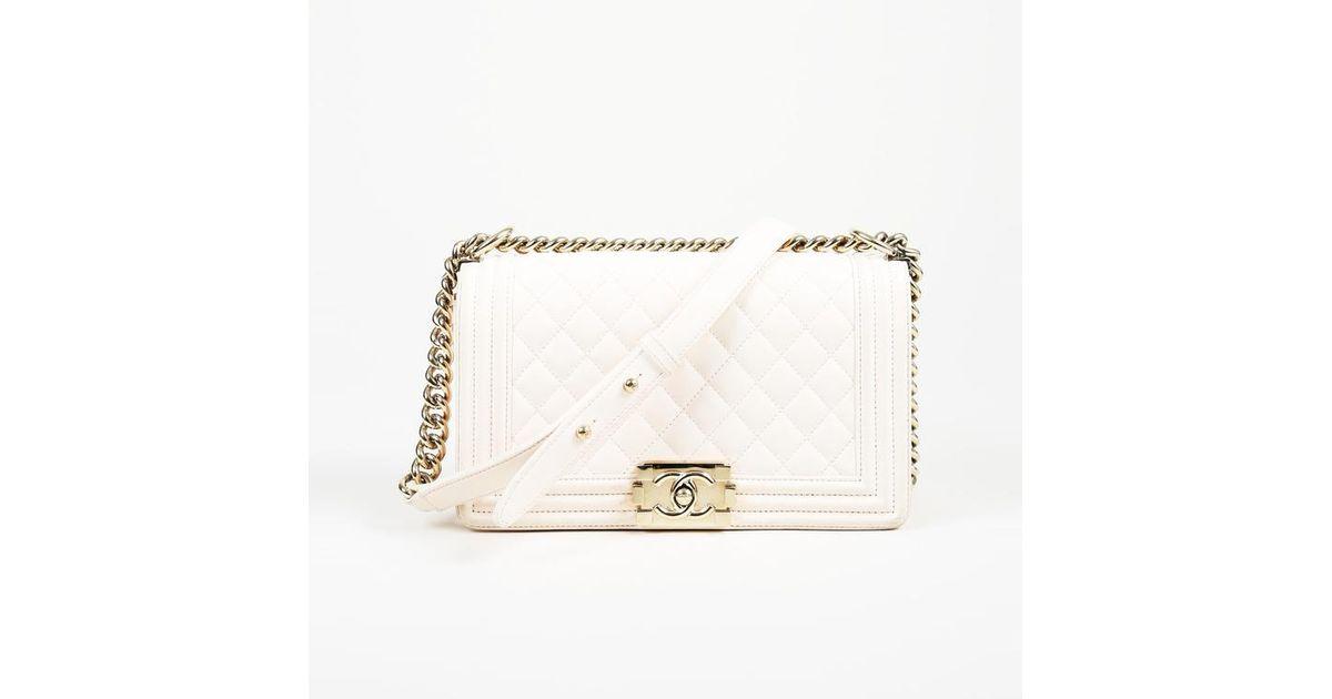 d9c769a98d Lyst - Chanel Medium