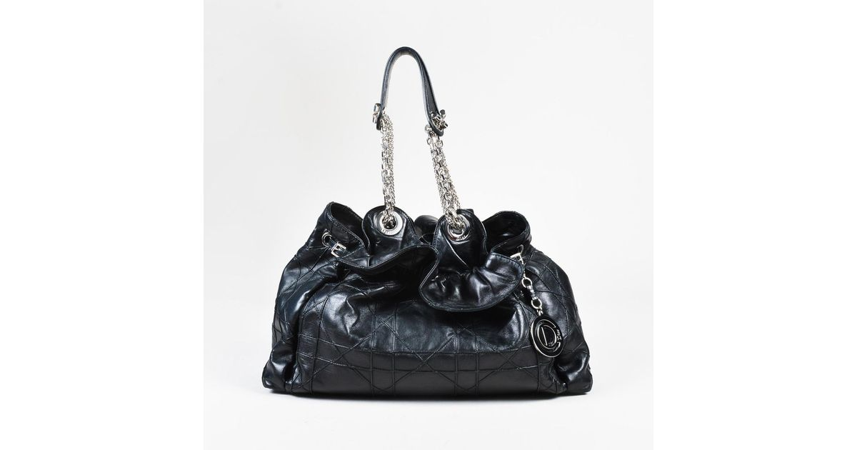 Lyst - Dior Black