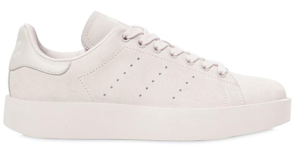 Adidas stan smith donne luce rosa