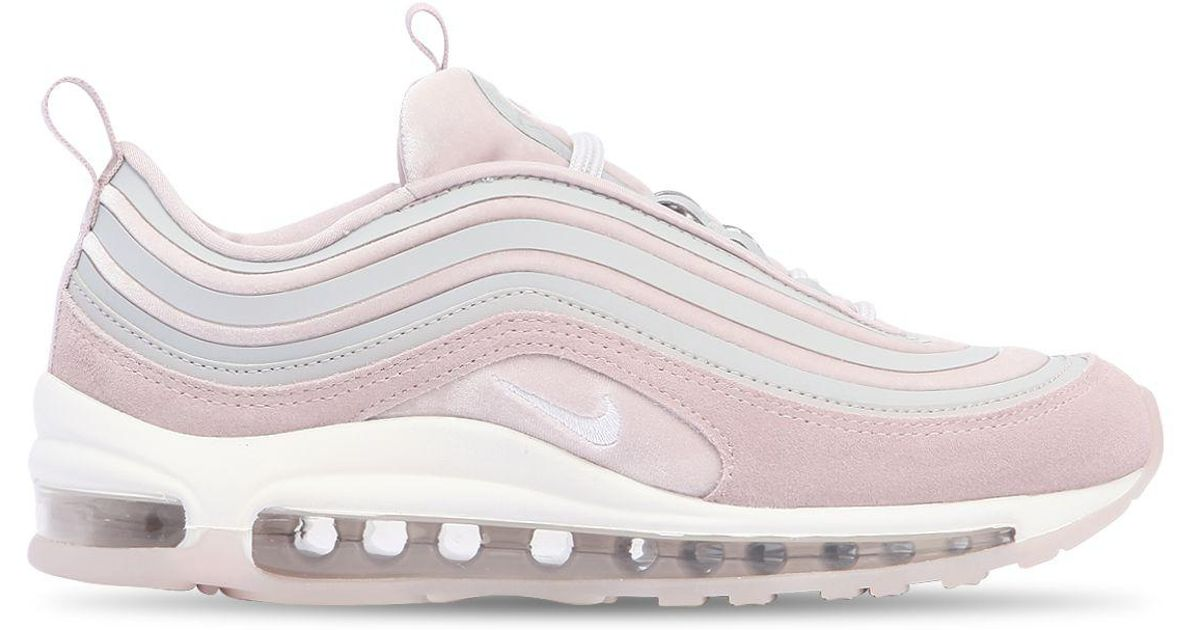 ce6dfca9ed Nike Air Max 97 Ultra Lux Sneakers in Pink - Lyst