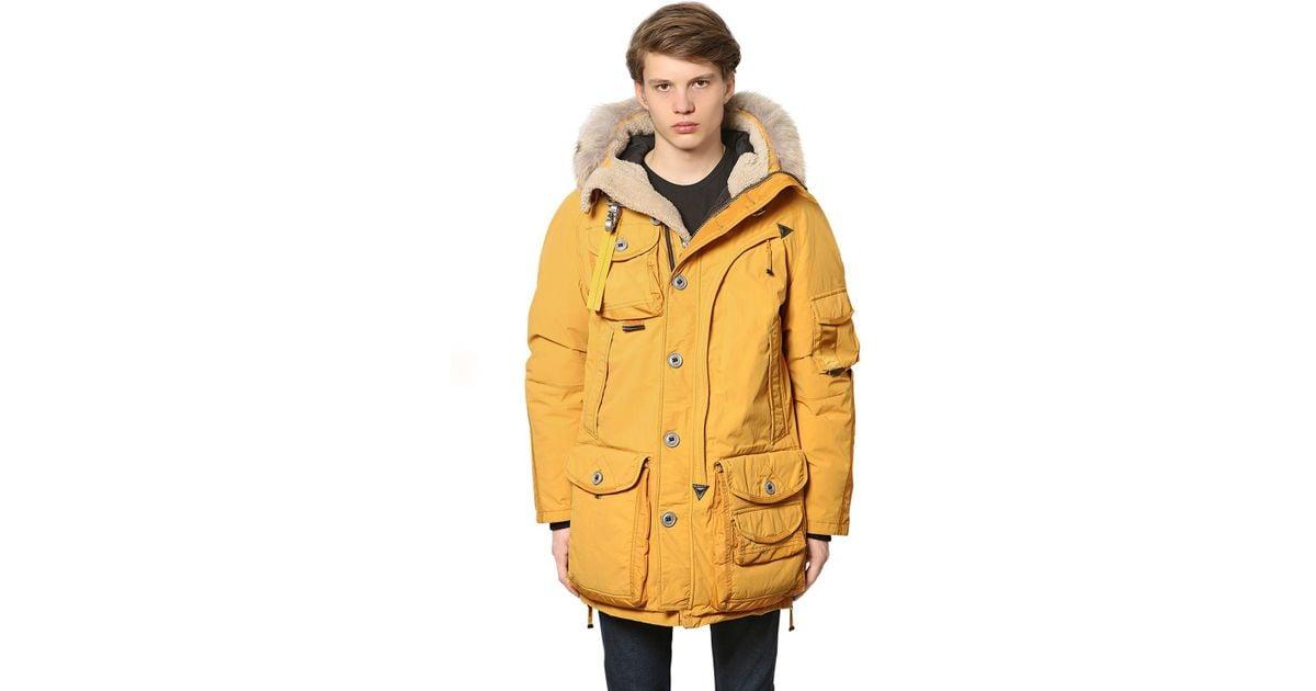parajumpers musher jacket