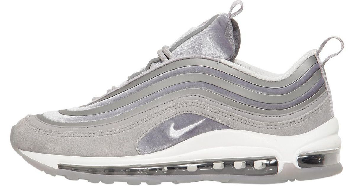 best authentic c9ef4 a7c3e Lyst - Nike Air Max 97 Ultra Lux Sneakers in Purple