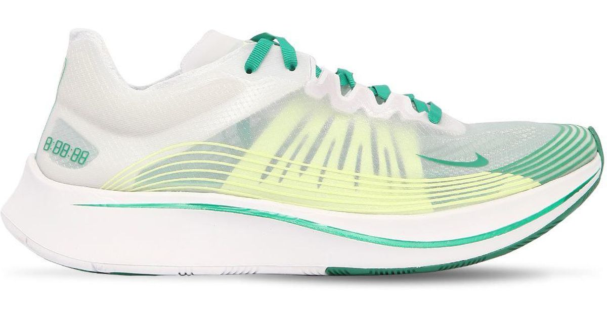 d4bd5ffa523f Nike Zoom Fly Sp Running Sneakers in Green for Men - Lyst