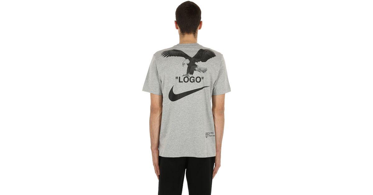cc3b39f6 Nike x Off White logo tee ... Nike OFF WHITE Equality T Shirt.  M_5a124524620ff7a2e90b6630