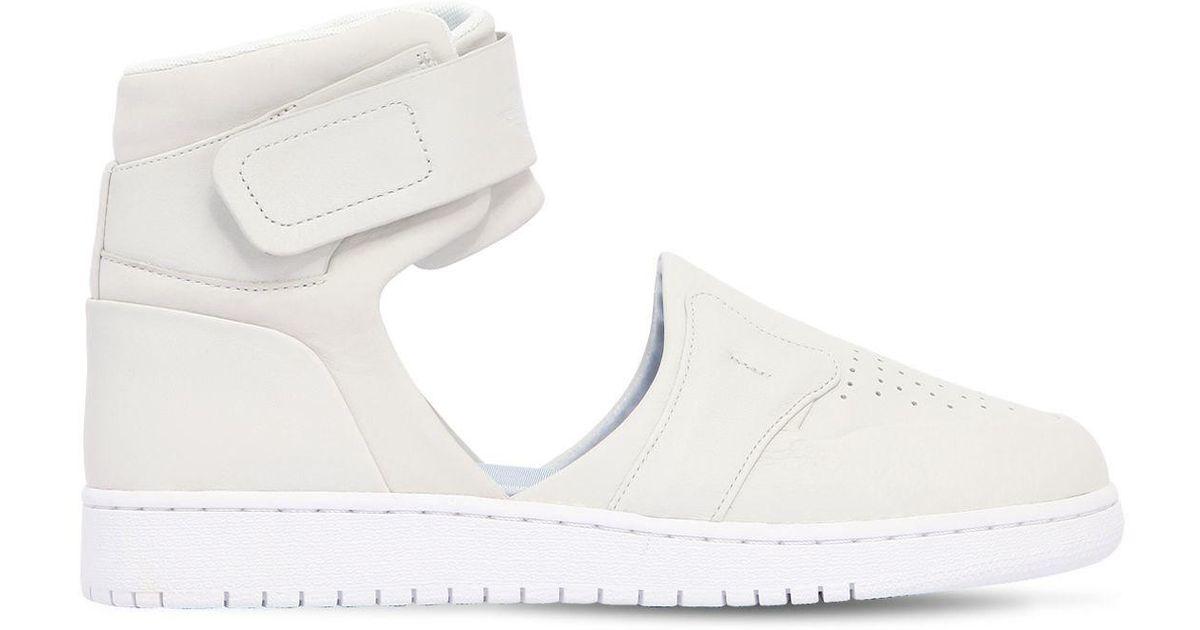Nike AIR JORDAN 1 LOVER XX CUTOUT SNEAKERS 4YsOpFBdSd