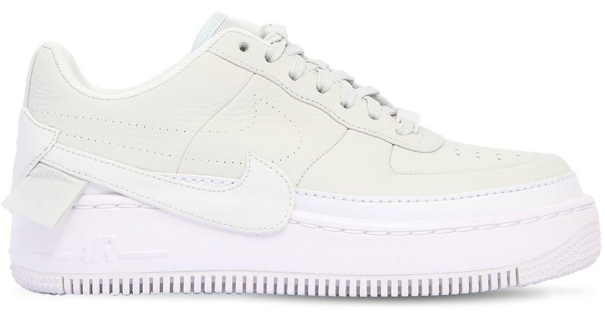 cd2b55e554 Nike Air Force 1 Jester Xx Sneakers in White for Men - Lyst