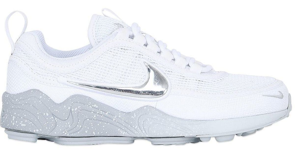 San Francisco 8905f d0548 Nike - Multicolor Lab Air Zoom Spiridon Mesh Sneakers for Men - Lyst