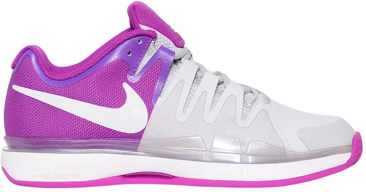 Nike CLAYTON ZOOM VAPOR 9.5 TENNIS SNEAKERS ph0RD5WC