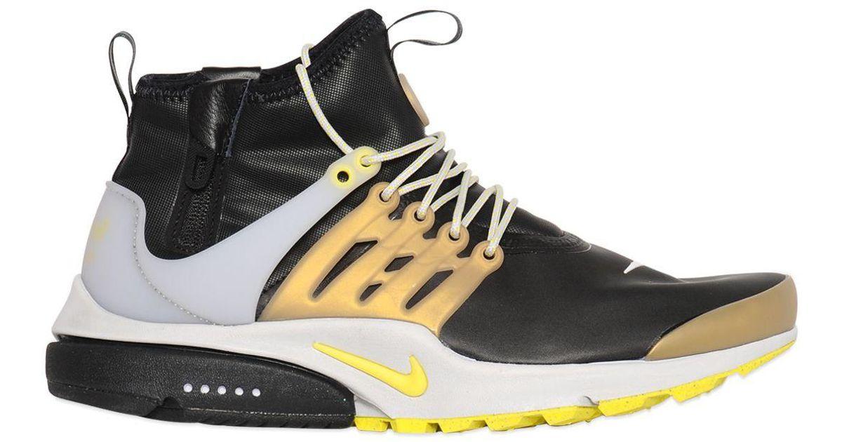 Nike - Multicolor Air Presto Utility Waterproof Sneakers for Men - Lyst 1060207ba