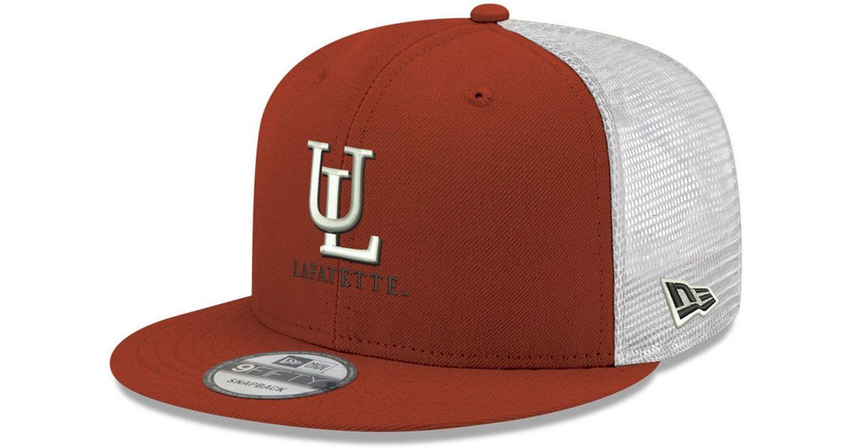 online store 34fe6 18674 Lyst - KTZ Louisiana Ragin  Cajuns Tc Meshback Snapback Cap in Red for Men