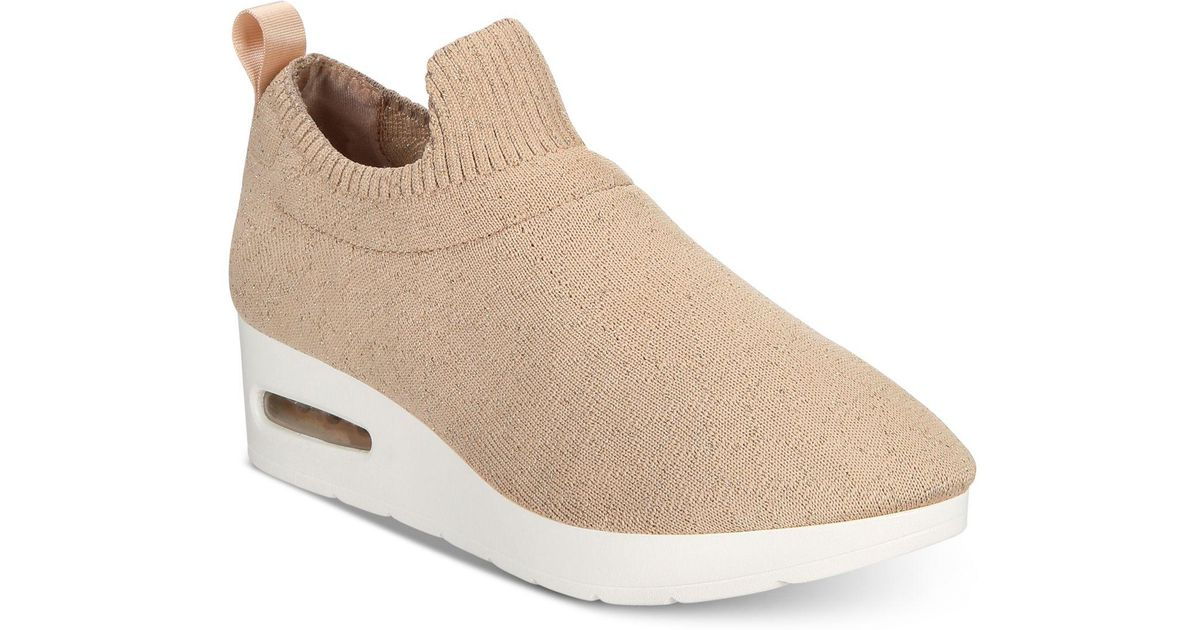 65a97c889f5 Lyst - DKNY Angie Slip-on Sneakers