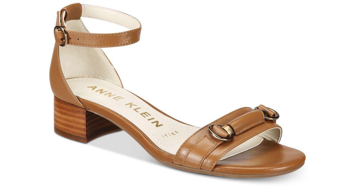 Anne Esme Sandal Strap Klein Ankle kwOPn0