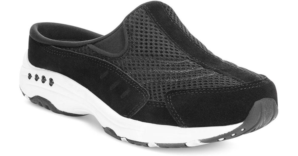 Easy Spirit Traveltime Sneakers In Black Lyst