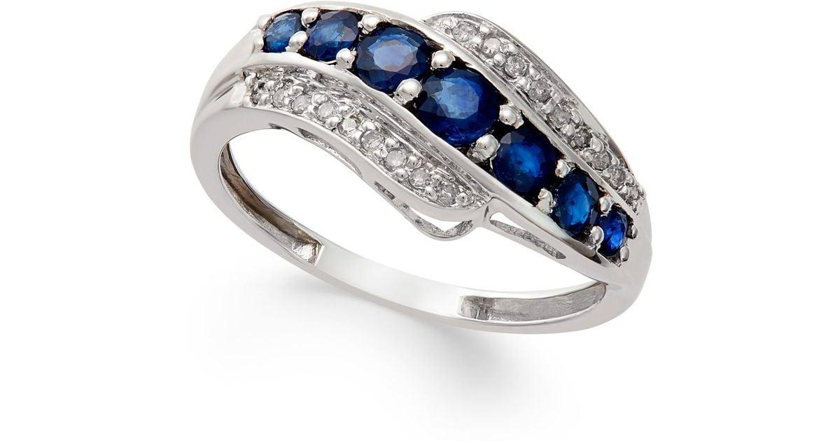 Black Diamond Mens Ring Macys
