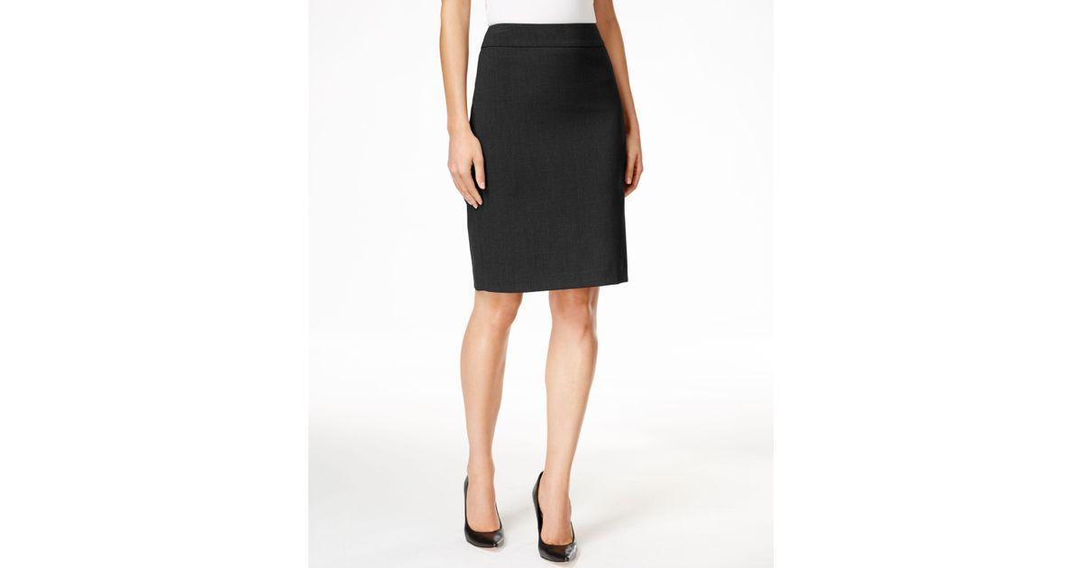 calvin klein fit solutions pencil skirt only at macy s in