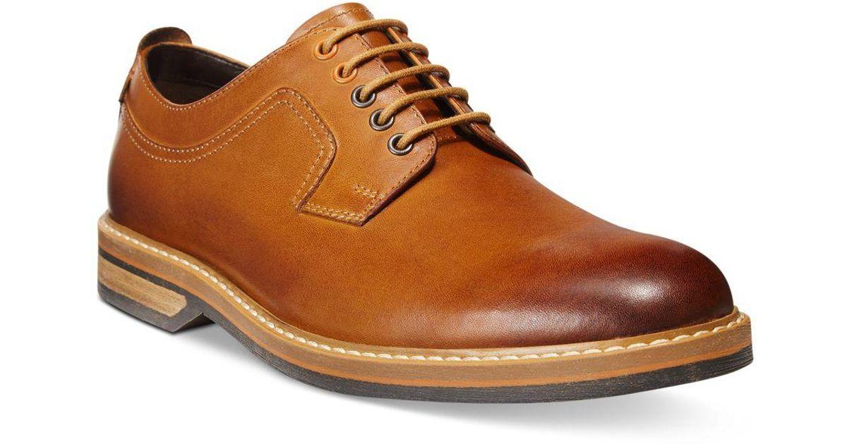 2ff9e74f1 Lyst - Clarks Men s Pitney Walk Plain Toe Casual Oxfords in Brown for Men