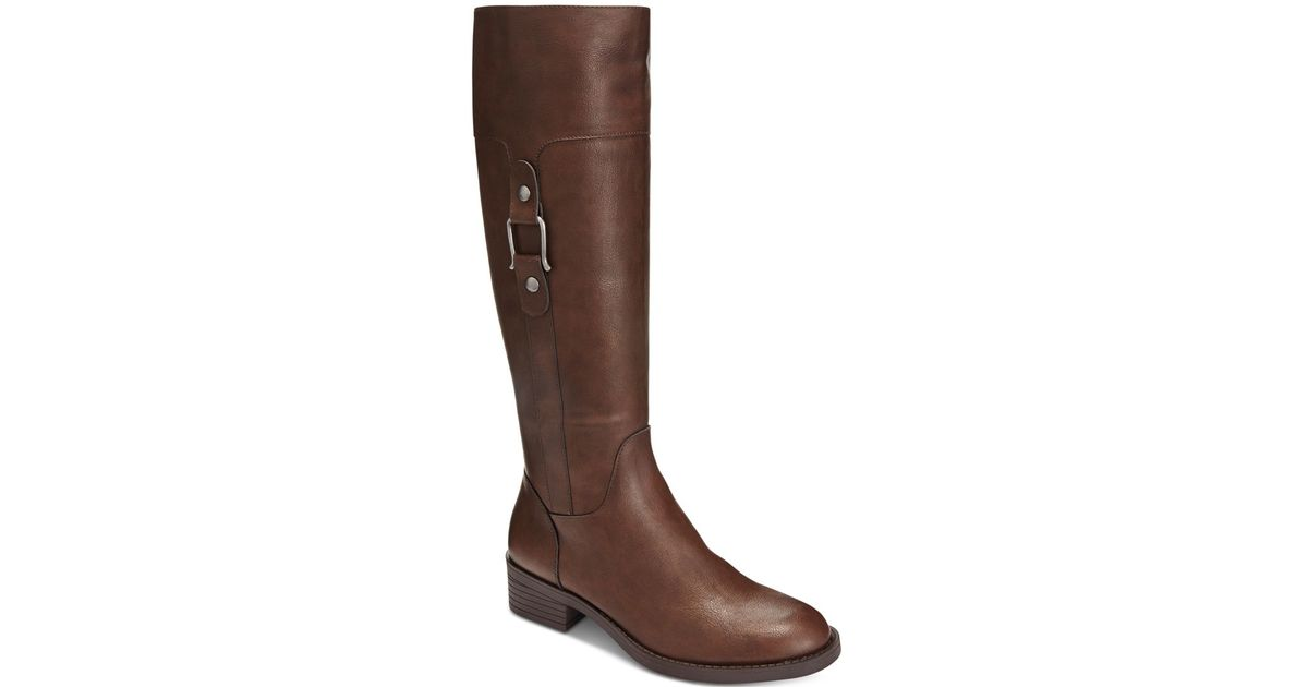 style co astarie wide calf boots only at macy s