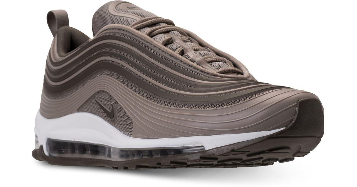 6a3e093053 Nike Air Max 97 Ultra 2017 Premium Casual Sneakers From Finish Line - Lyst