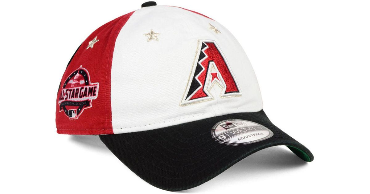 422d6a837b5e5 Lyst - KTZ Arizona Diamondbacks All Star Game 9twenty Strapback Cap 2018  for Men