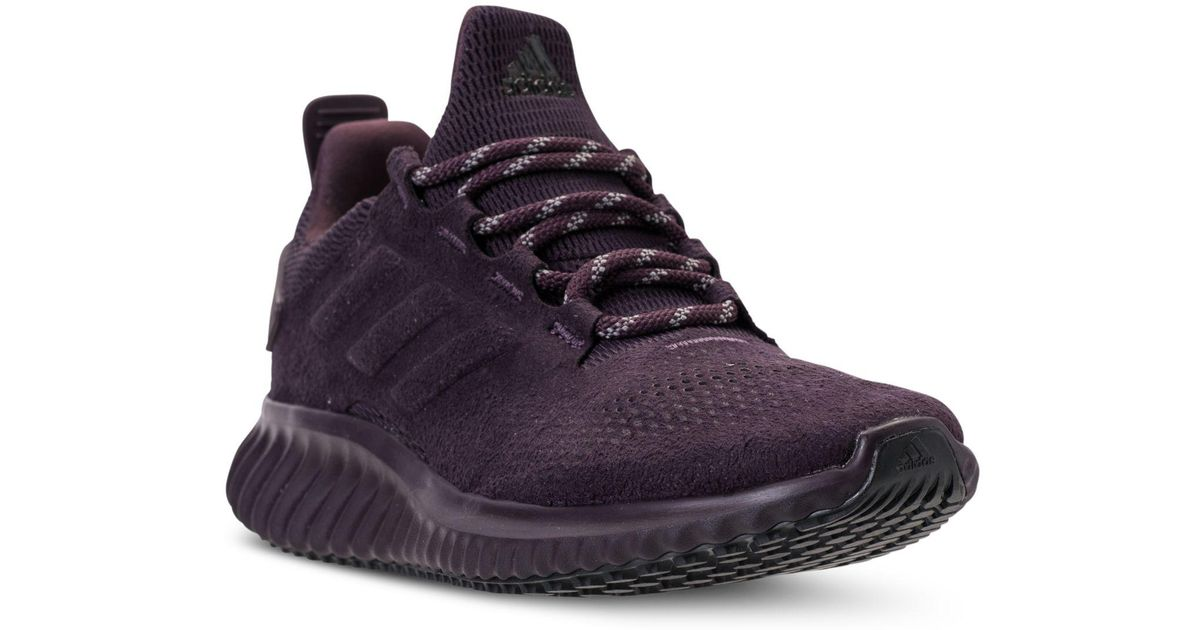 44c022956 Lyst - adidas Women s Alphabounce City Running Sneakers From Finish Line