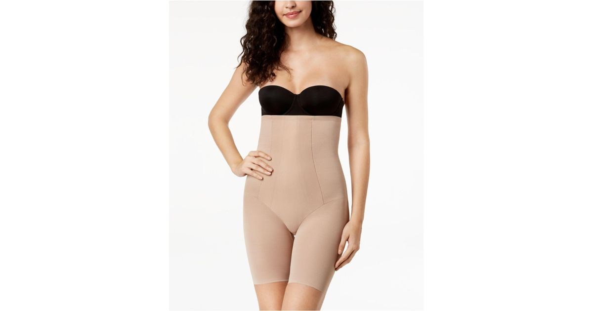 24f32eb06fdb Miraclesuit Extra Firm Tummy-control Shape With An Edge High Waist Thigh  Slimmer 2709 - Lyst