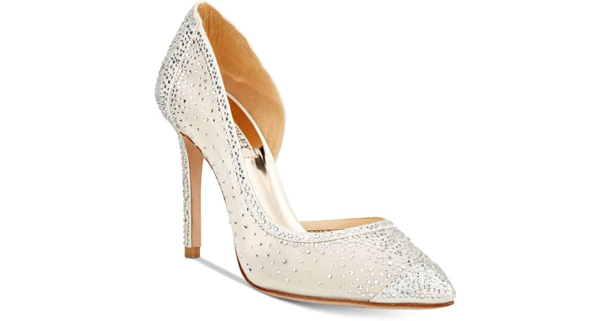 Badgley Mischka Shona Shoes Women's Shoes