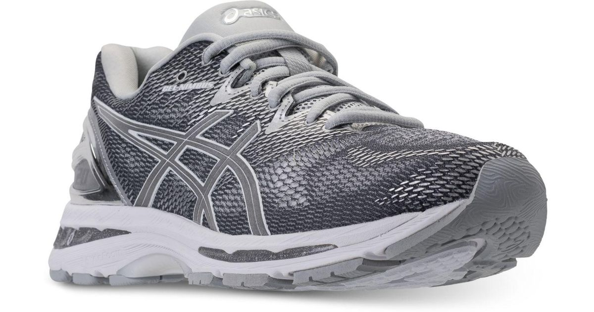newest 5ee76 7ccaa Asics Gel-nimbus 20 Platinum Running Sneakers From Finish Line for Men -  Lyst