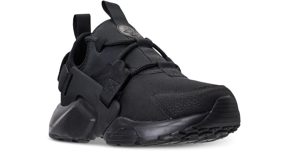 the best attitude 49031 a3c20 Lyst - Nike Air Huarache City Low Casual Sneakers From Finish Line ... nike