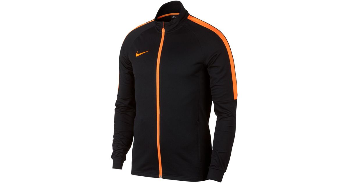6c4a7100d465 Lyst - Nike Dry Academy Soccer Track Jacket in Black for Men