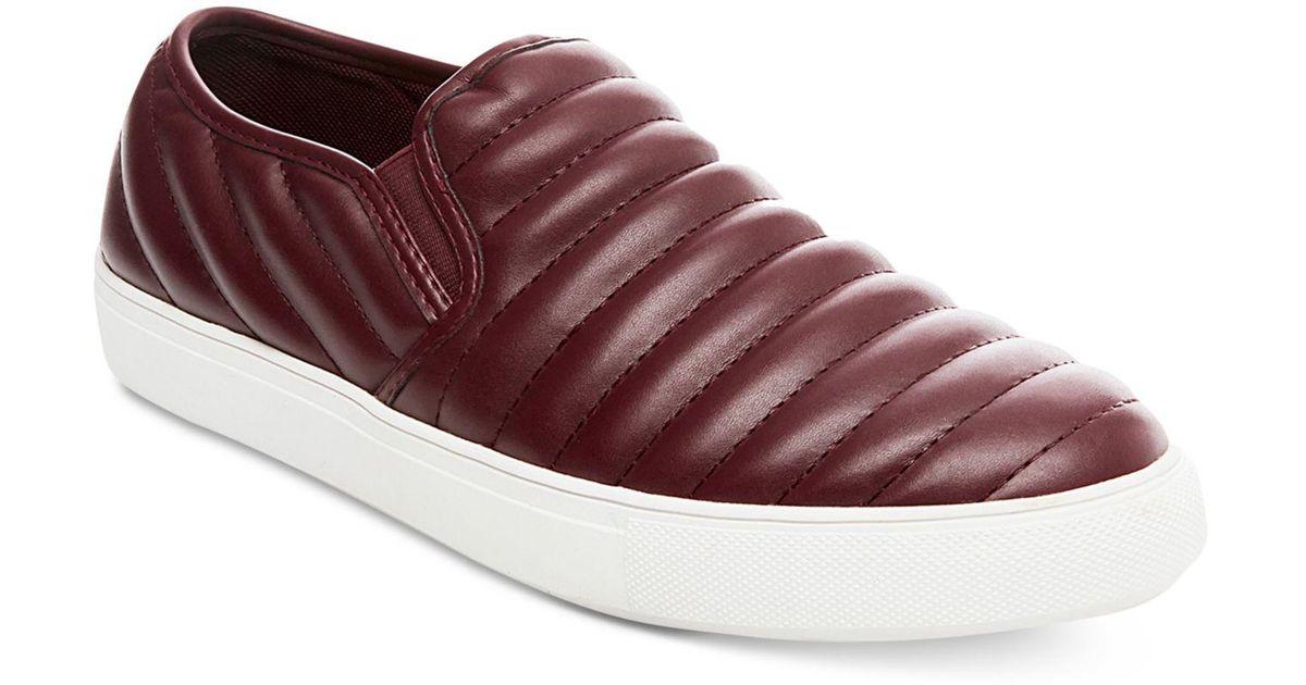 7717612b66c Steve madden Men s Entity Sneakers in Purple for Men