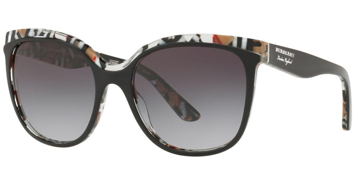 c11e42611d6 Lyst - Burberry Sunglasses