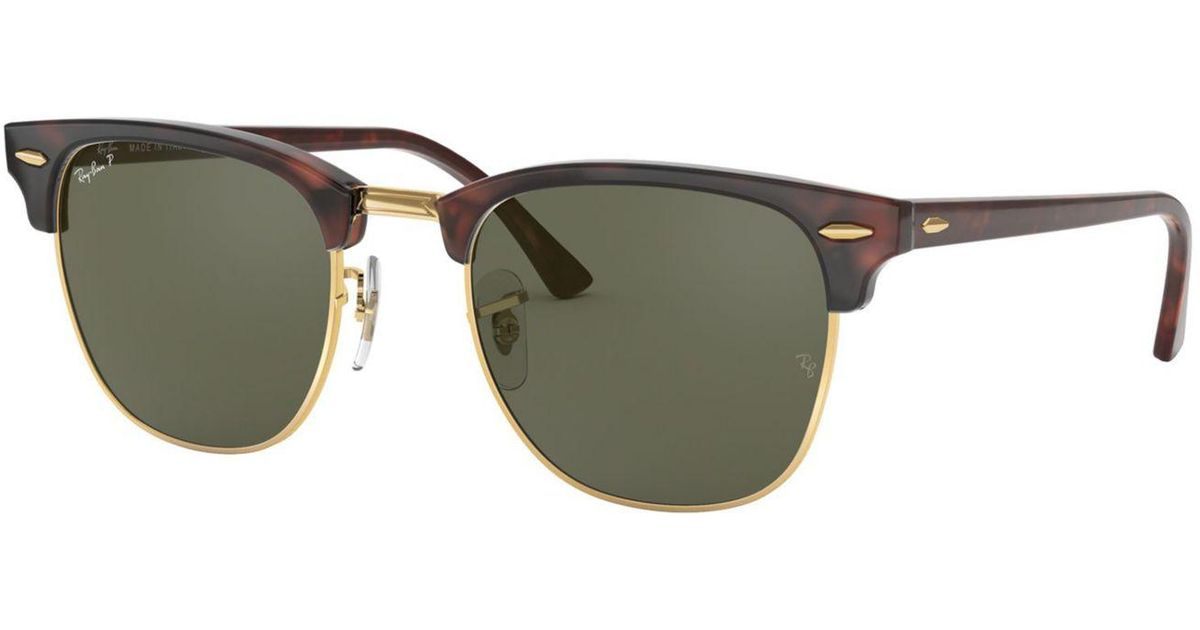 059b0bd4003 Lyst - Ray-Ban Rb3016 in Green