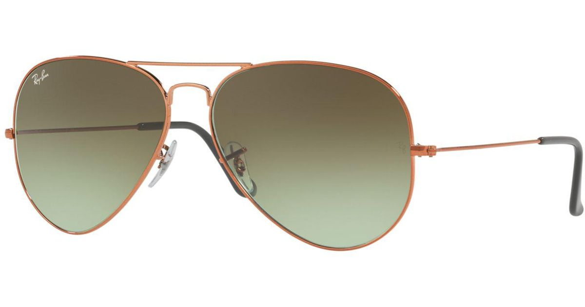 3b6a409c2d0 Lyst - Ray-Ban Aviator Ii Large Sunglasses