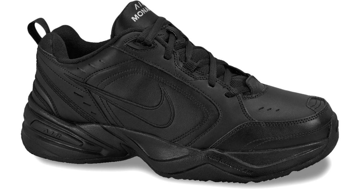 38b82a87bf93 Lyst - Nike Air Monarch Iv Sneakers From Finish Line in Black for Men