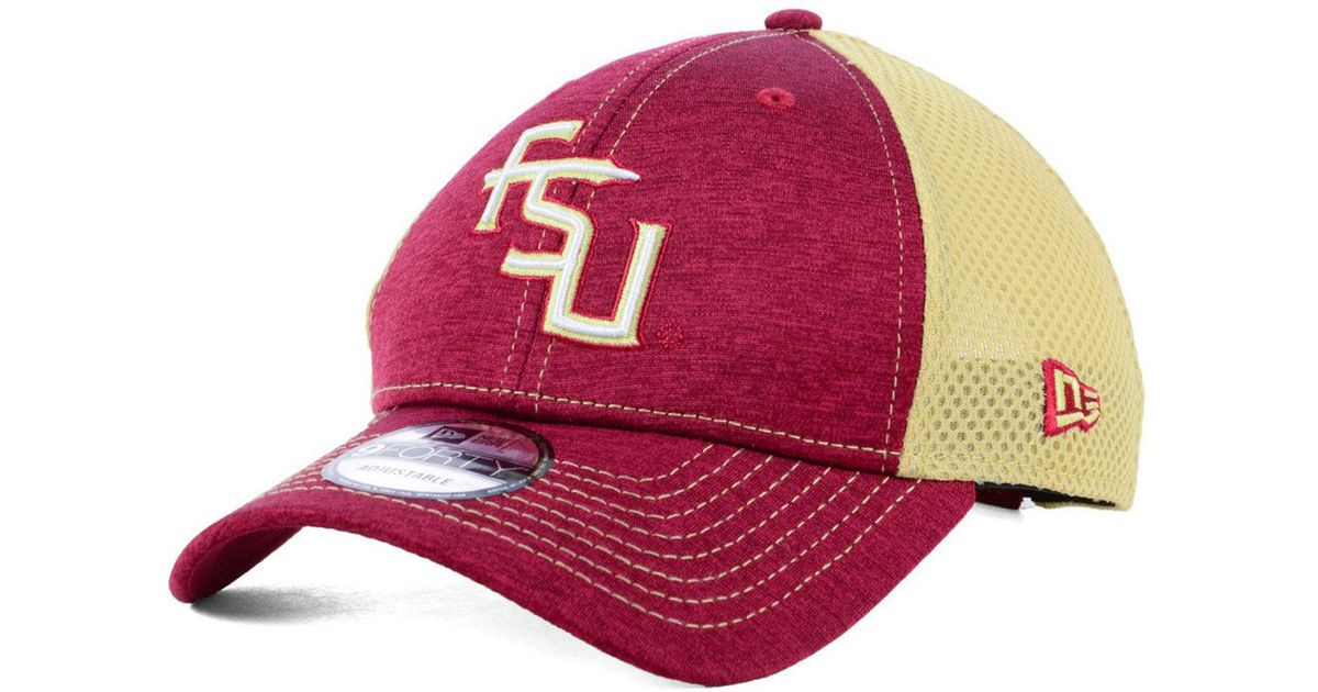 new concept 328c6 bccf8 Lyst - KTZ Florida State Seminoles Shadow Turn 9forty Cap for Men