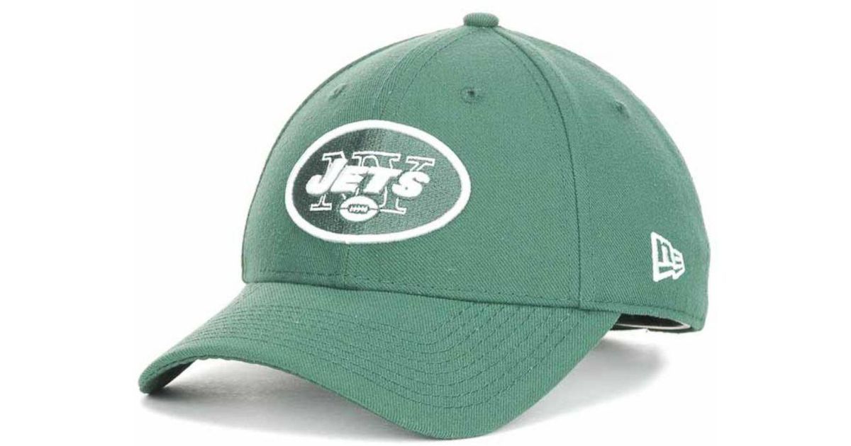 51ebfb1ca8b Lyst - KTZ New York Jets First Down 9forty Cap in Green for Men