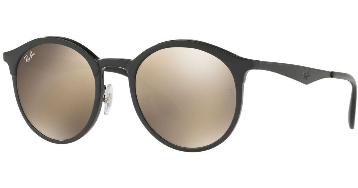 aeb8b8a2d Ray-Ban Rb4277 in Metallic for Men - Lyst