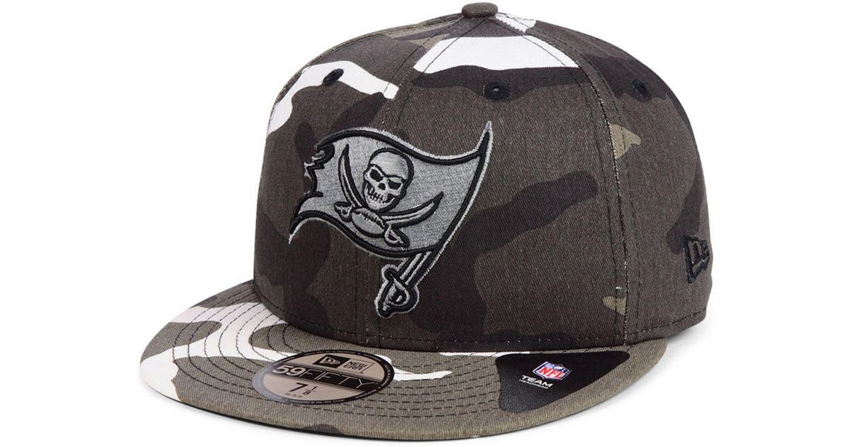 pretty nice cc973 26895 ... greece lyst ktz tampa bay buccaneers urban prism pack 59fifty fitted  cap for men 0a5d9 308ee