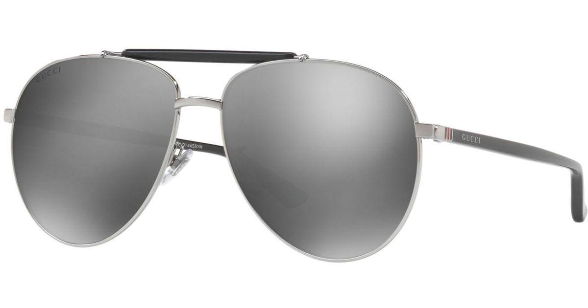93bc4e51e9356 Lyst - Gucci Sunglasses