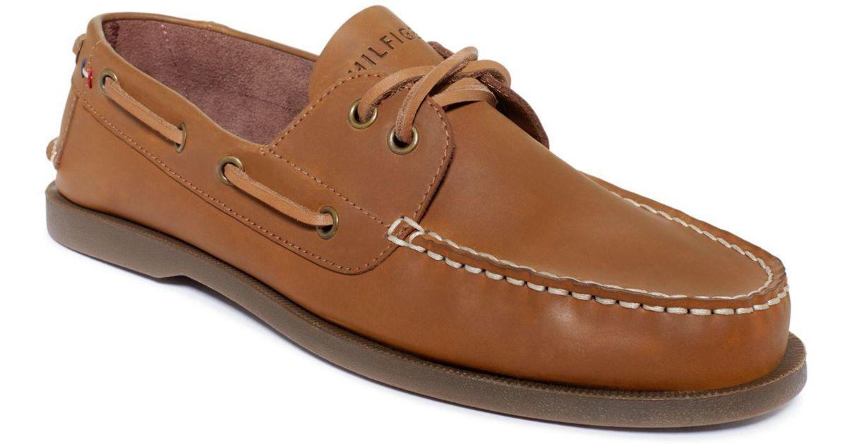 c22ba1e2931c4 Lyst - Tommy Hilfiger Men s Shoes