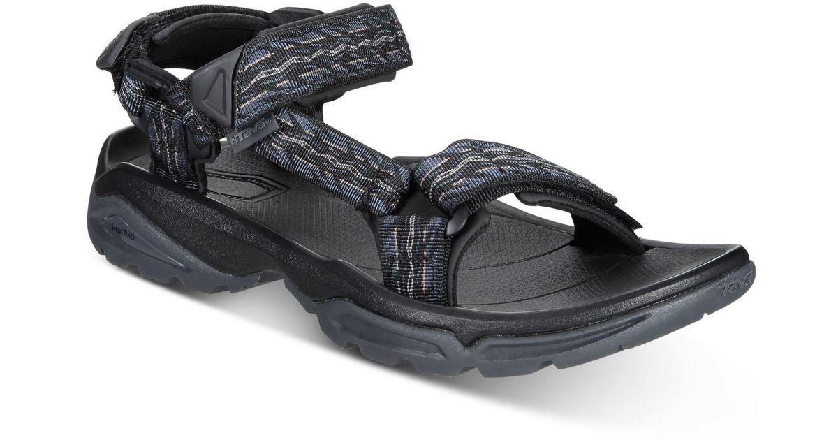 ef10498cd275 Lyst - Teva M Terra Fi 4 Water-resistant Sandals for Men