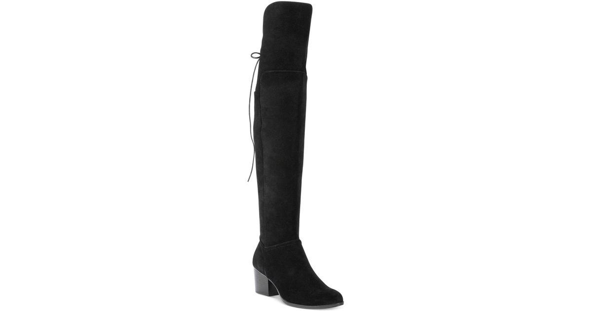 cf2ee91c8f2 Lyst - ALDO Women s Jeffres Over-the-knee Boots in Black