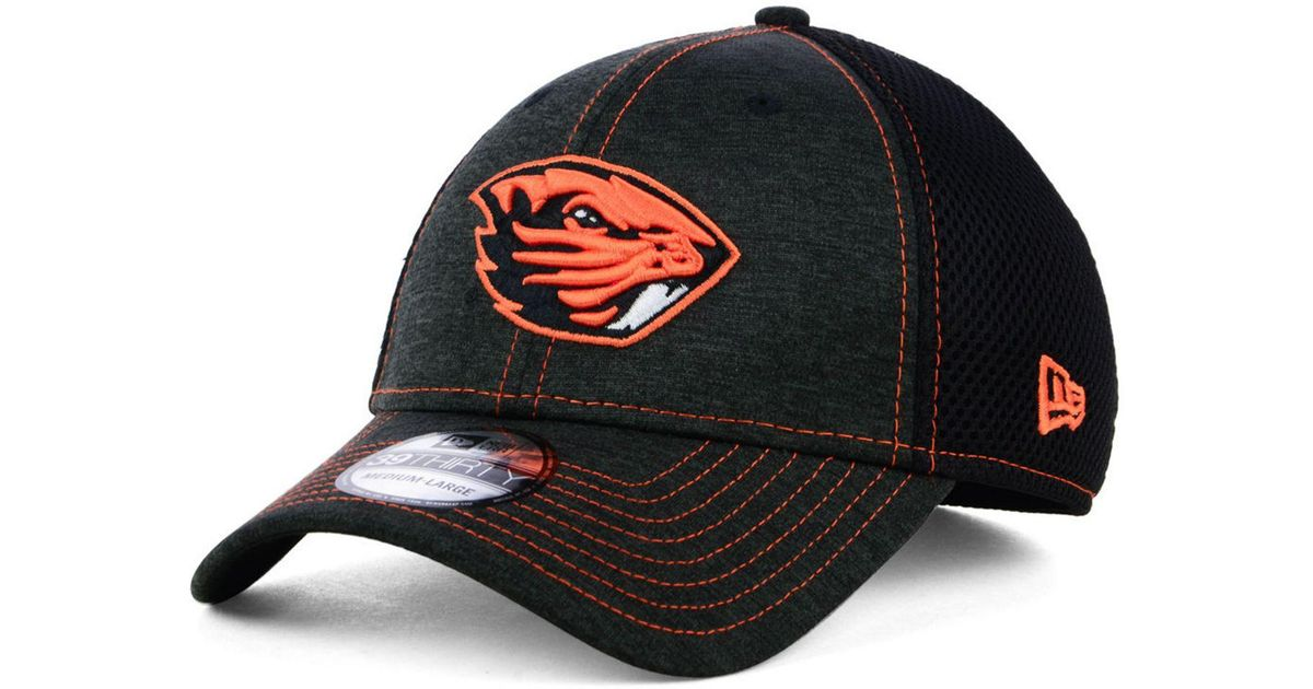 meet 47a3a 47149 Lyst - Ktz Oregon State Beavers Classic Shade Neo 39thirty Cap in Black for  Men