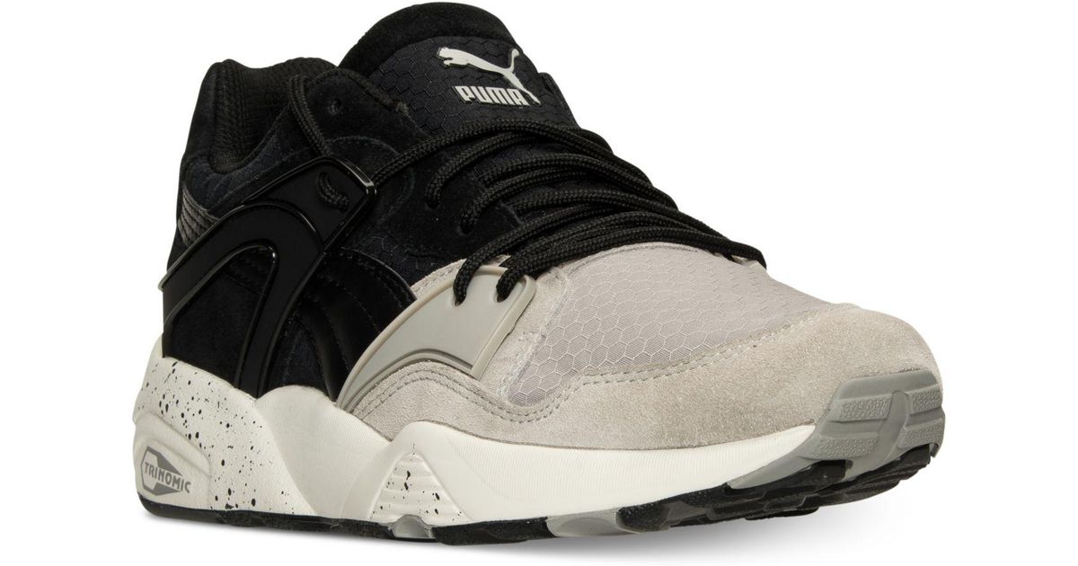 379952b1949a1 PUMA - Black Men's Blaze Of Glory Winter Tech Casual Sneakers From Finish  Line for Men - Lyst