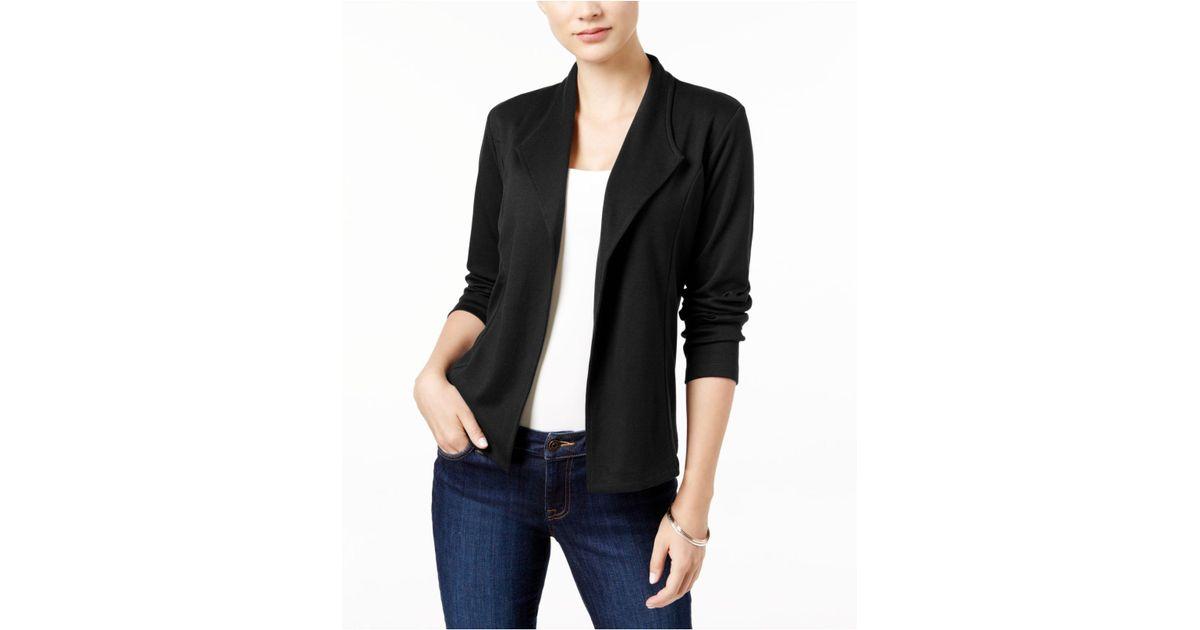 com ahria guessfactory xxlarge g blazer jacket grh draped view catalog drapes en
